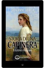 Storia di una capinera - Kindle