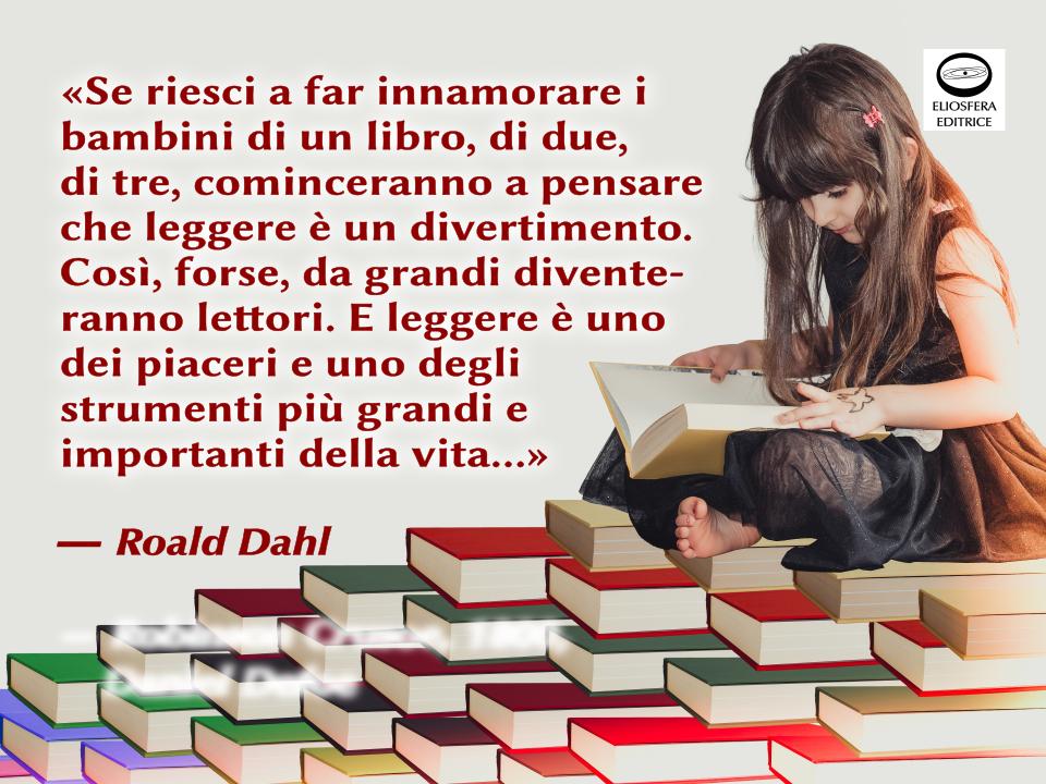Bambini: leggere è un divertimento - Roald Dahl