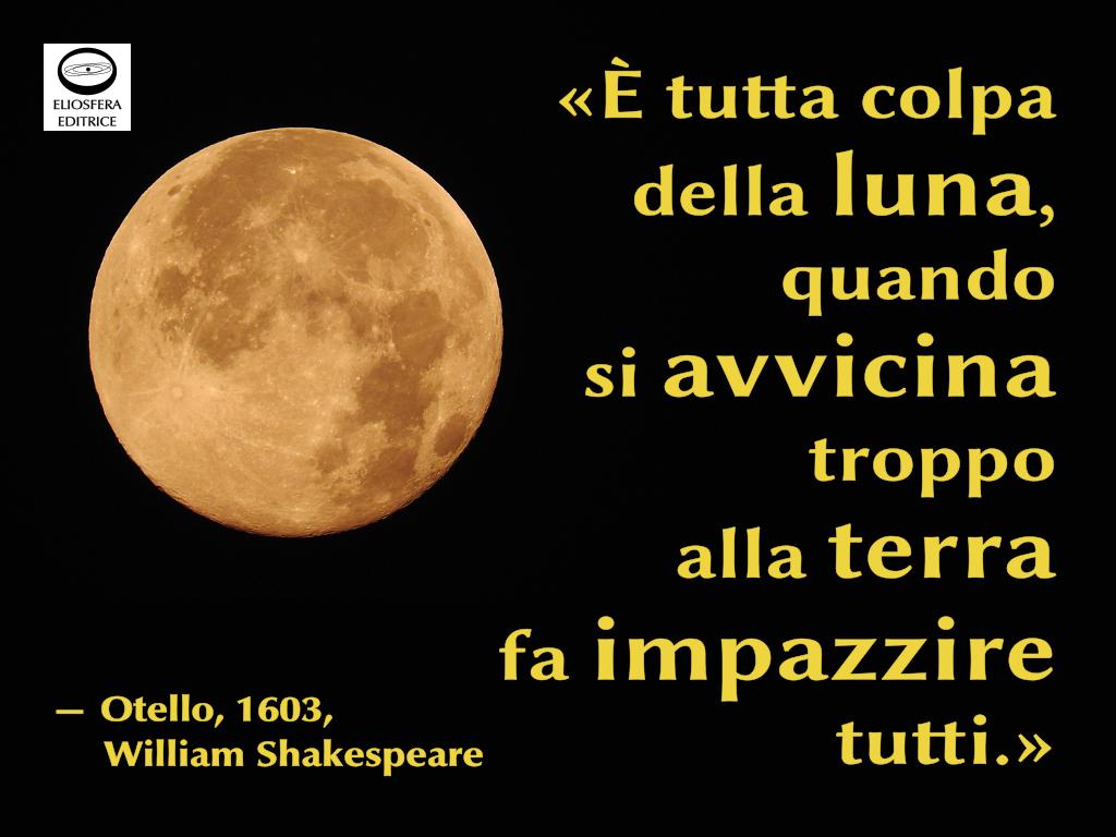 La Luna fa impazzire - Shakespeare