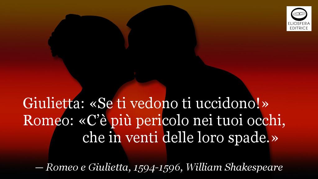 Amore eterno Giulietta e Romeo - Shakespeare