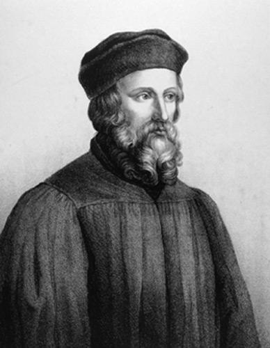 Anniversario della morte di Jan Hus - 2019
