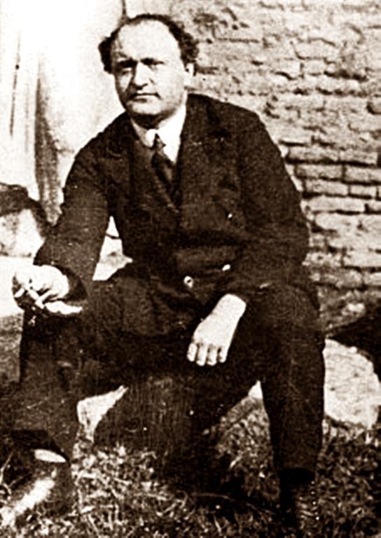 Anniversario della morte di Federigo Tozzi - 2019