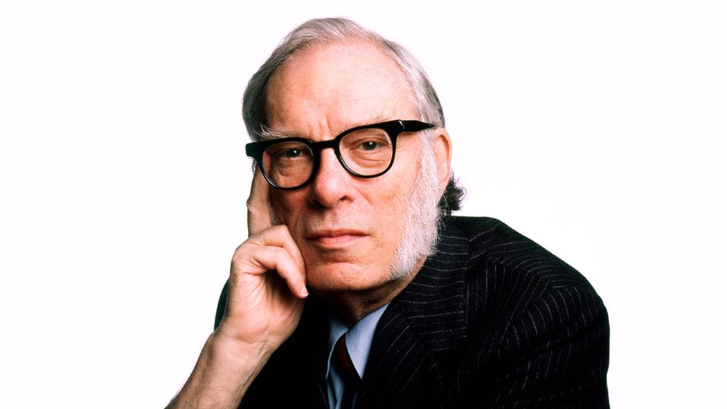 Anniversario della morte di Isaac Asimov - 2020
