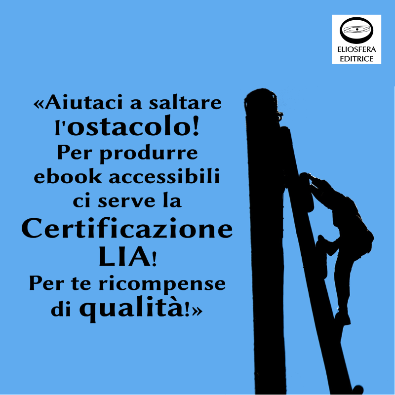 Ebook accessibili certificati