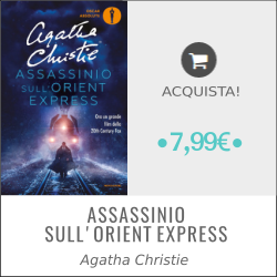 Assassinio sull'Orient Express ebook epub.