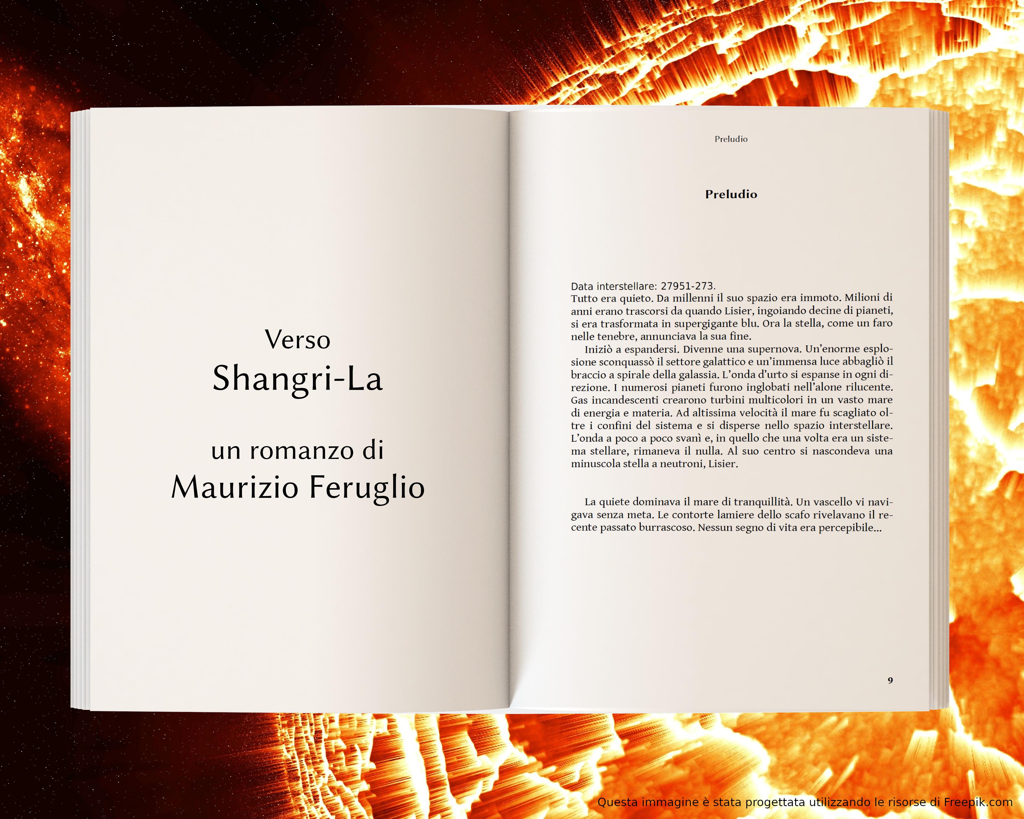 Preludio - anteprima di Verso Shangri-La di Maurizio Feruglio